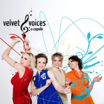 "Velvet Voices ""Vocal Pearls"""